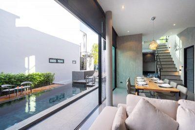 TOP 10 nowoczesnych projektów domów (inspiracja: linkujemy wpisy/grafiki do przykładów z Pinterest, Instagrama, Facebooka, Youtube...)