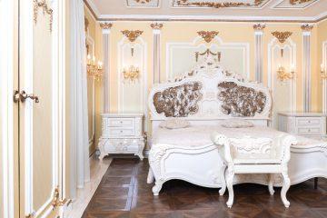 5 kolorów, które doskonale sprawdzą się w sypialni w stylu vintage