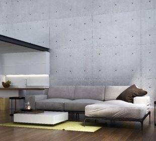 Do jakiego stylu pasuje beton?