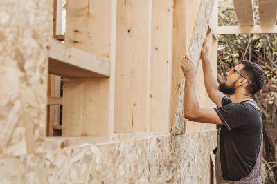 Domy z drewna przyszłością budownictwa?