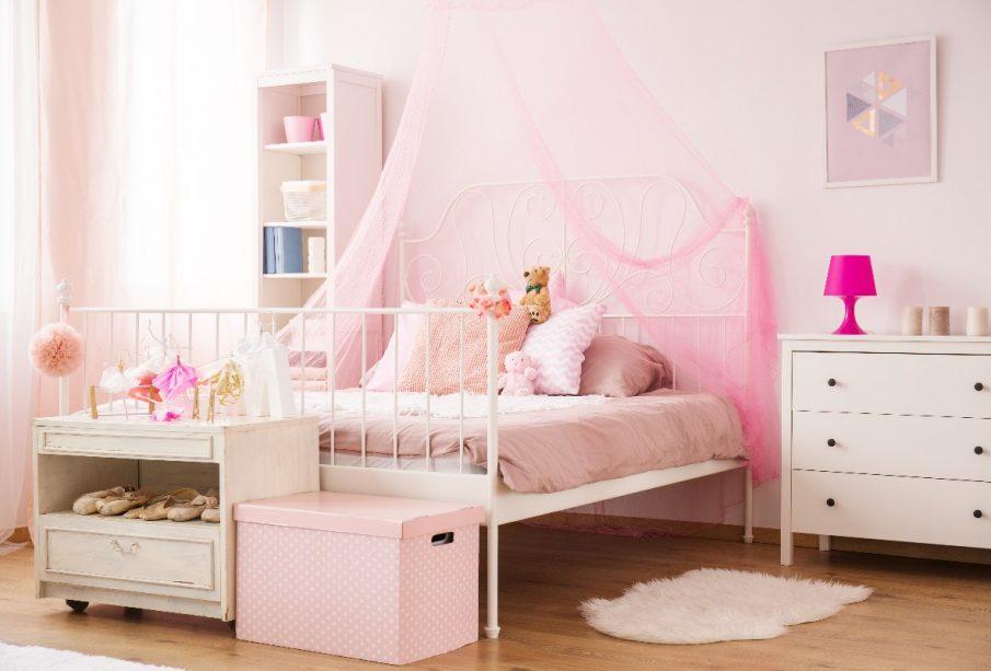 Pokój księżniczki - zobacz nasze inspiracje!
