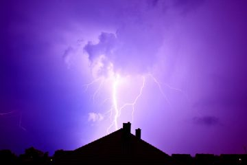Skuteczna ochrona domu przed uderzeniem pioruna