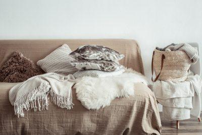 Jakie tkaniny charakteryzują styl skandynawski?
