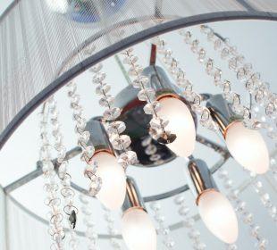 Kryształowe dekoracje w salonie - let it sparkle!