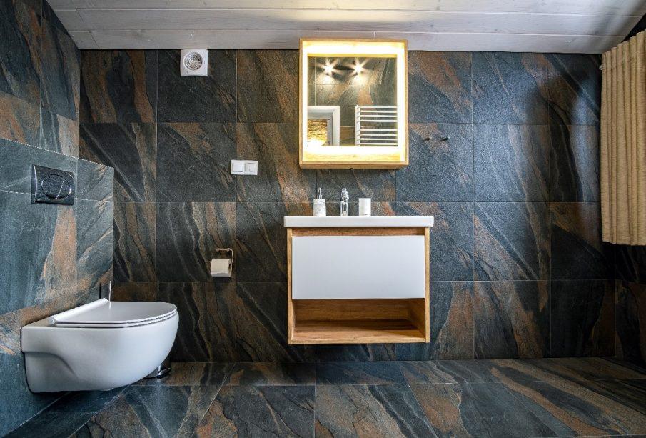 Łazienka w stylu art deco - o tym musisz pamiętać