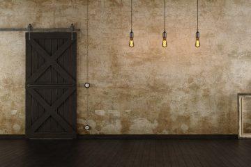 Moda na rustykalne drzwi przesuwne - zobacz najnowsze trendy!