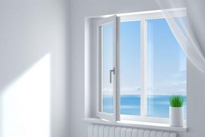 Okna dla minimalistycznego wnętrza