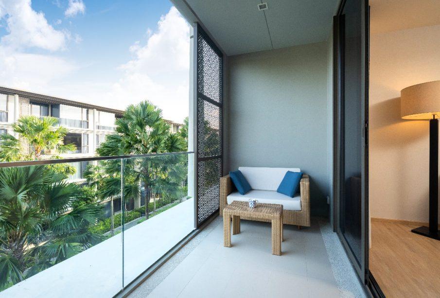 Prostota na balkonie - dla fanów minimalizmu