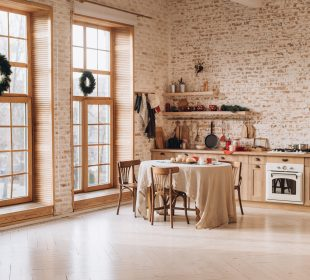 Retro zasłony do Twojej kuchni