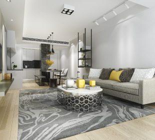 Wnętrze industrialne, ale łagodne - poznaj dodatki w stylu soft loft!