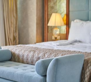 Hotelowe łóżka od firmy, która tworzy dla Royal Family