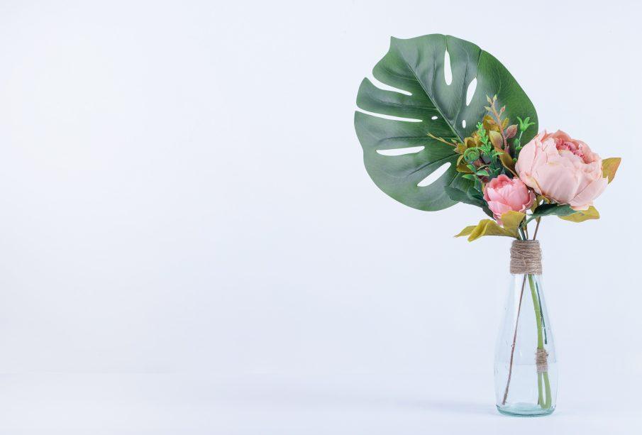 Sztuczne kwiaty i suszone rośliny - idealne dla alergików