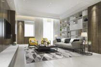 Jak urządzić mieszkanie w apartamentowcu? Kilka inspiracji