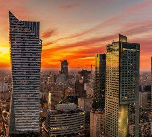 Powstaje najwyższy budynek w Polsce i Europie