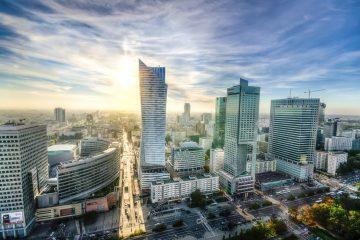 Prawie 50% warszawskich biurowców ma co najmniej 10 lat
