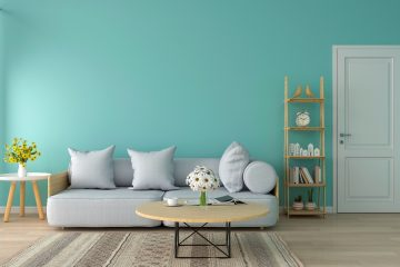 7 połączeń kolorów ścian, które Cię zainspirują