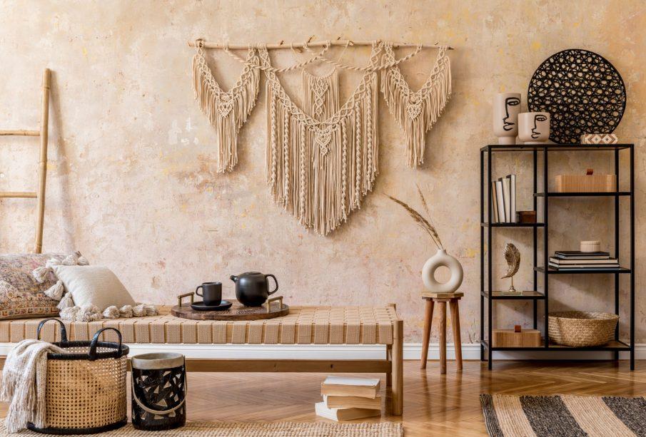 Modne dekoracje na ścianę w stylu rustykalnym