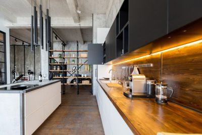 Dobieramy dodatki do nowoczesnej kuchni