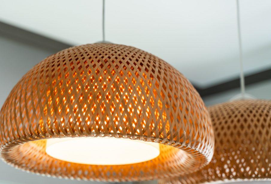 Lampa bambusowa - hit w stylu boho