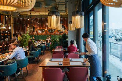Pomysły na urządzenie nowoczesnej restauracji