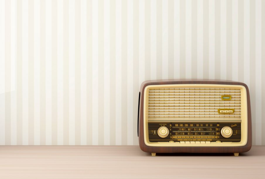 Radio vintage - idealne do kuchni