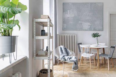 Wnętrza w stylu skandynawskim - TOP 10 inspiracji z Instagrama