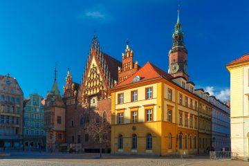 Wrocław ubiega się o nagrodę architektoniczną Miesa van der Rohe