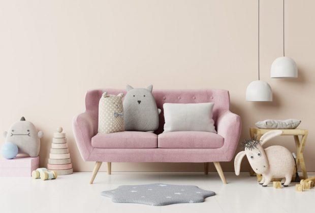 Pokój dla dziewczynki w stylu glamour - TOP 5 inspiracji z Pinteresta
